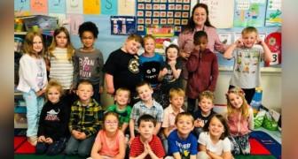 Die ganze Schule lernt Gebärdensprache, um ein 6-jähriges taubes Kind aufzunehmen