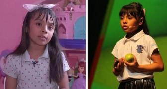 Im Alter von 9 Jahren studiert sie an der Universität, um 2 Abschlüsse zu erlangen: Sie ist das klügste Mädchen der Welt