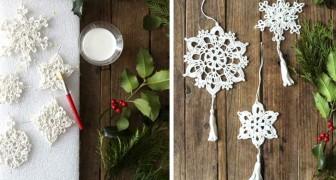 Lavoretti Di Natale Con Uncinetto.Ornamenti Di Natale All Uncinetto Le Idee Per Realizzare Bellissimi Lavoretti Da Appendere Creativo Media