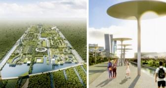 In Mexico zal een volledig 100% eco-duurzaam stedelijk gebied worden ontworpen