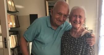 Hij is 90 jaar oud en zij is 89: deze ex-vrienden hebben elkaar weer ontmoet na 70 jaar en nu zijn ze dolverliefd