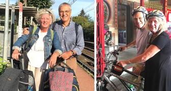 Sie verkaufen alles und reisen um die Welt: Diese pensionierten Ehepartner verwirklichen den Traum eines Lebens