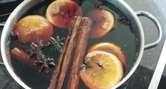 Le vin chaud aux épices : la recette de la typique boisson allemande qui réchauffera votre hiver