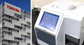 Toshiba hat eine Technologie entwickelt, um 13 Krebsarten mit einem einzigen Tropfen Blut zu diagnostizieren