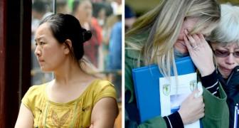 Uma mulher chinesa revela que foi paga para chorar desesperadamente durante o funeral dos outros