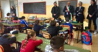 In questo comune italiano, i camionisti fanno una colletta per pagare la mensa scolastica ai bimbi delle elementari