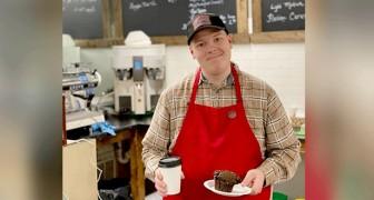 Cet homme autiste décide d'ouvrir un bar tout seul après que personne n'ait voulu l'engager