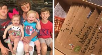 Esta abuela ha regalado a los propios nietos 12 actividades para hacer en familia, en vez de los juguetes habituales