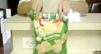 Wenn ihr Chips mögt, dann wird dieser Trick euer Leben verändern!