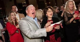 Esta empresa ha regalado a sus empleados un bono total de $10 millones durante la fiesta anual de Navidad