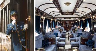 Reizen naar een ander tijdperk: van Venetië naar Londen met de Orient-Express om de magie van de jaren '20 opnieuw te beleven