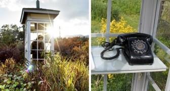 Das Windtelefon: die japanische Telefonzelle, in der die Trauer durch Gespräche mit dem Verstorbenen verarbeitet wird