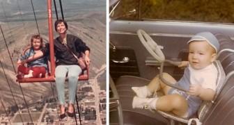 15 photos d'enfants qui étaient normales dans les années 60 et qui aujourd'hui seraient considérées comme inacceptables
