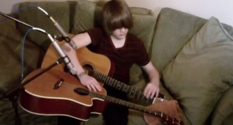 Quello che Jason riesce a fare usando due chitarre mi ha lasciato incantato