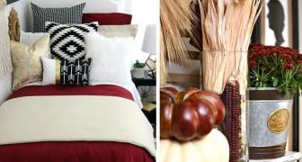 19 fantastiche idee per decorare casa nei toni del bordeaux e dare un tocco di colore in ogni ambiente