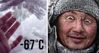 Enkele wetenswaardigheden over Oymyakon, een van de koudste bewoonde dorpen op aarde