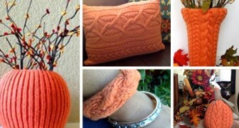 8 idee creative per trasformare un vecchio maglione di lana in oggetti utili e decorativi