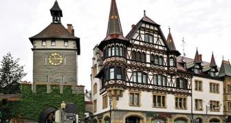 Die Geschichte von Konstanz, der deutschen Stadt, die unversehrt aus der Bombardierung hervorging, weil sie sich als Schweizerin ausgab