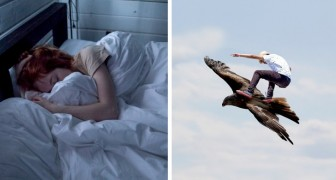 Secondo uno studio giapponese, questi 8 sogni ricorrenti potrebbero rivelare qualcosa sul tuo stato mentale