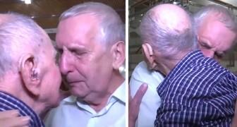Pensava que tinha perdido toda a sua família no Holocausto mas, com 102 anos, este homem consegue reabraçar o seu sobrinho