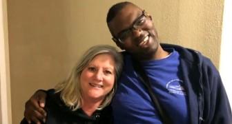 Deze verpleegster adopteert een dakloze jongen met autisme om hem te helpen omgaan met zijn harttransplantatie