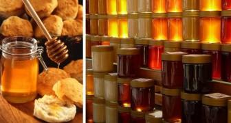 Honing is een voedingsmiddel dat rijk is aan voedingsstoffen en met tal van voordelen voor de gezondheid