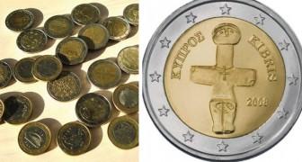 Les 7 pièces de 2 euros qui peuvent en valoir des milliers, recherchées dans le monde entier