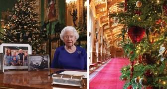Jedes Jahr lässt Elisabeth II. die Weihnachtsdekoration bis zum 6. Februar zum Gedenken an den Tod ihres Vaters...