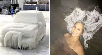 17 Fotos aus der ganzen Welt zeigen uns, dass winterliche Temperaturen wahre Meisterwerke schaffen können