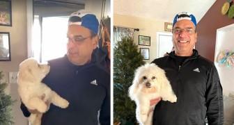 Seine Frau weist ihn an, den Hund vom Hundesalon abzuholen: Als er zurückkommt, stellt sie fest, dass er den falschen Hund hat