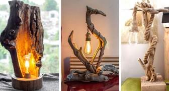 15 idee brillanti per realizzare lampade fai-da-te da e illuminare con stile