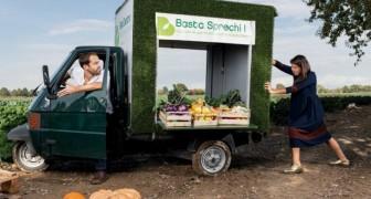 Una coppia crea una startup per recuperare la verdura brutta ma buona che di solito viene scartata dai negozi