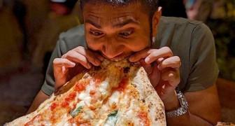 La pizza è il cibo che rende più felici gli italiani: lo rivela un sondaggio
