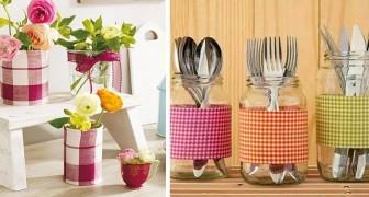 13 idee semplici e ingegnose per riciclare gli strofinacci da cucina e utilizzarli in tanti lavori creativi