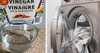 5 bonnes raisons d'utiliser du vinaigre dans la machine à laver : un remède bon marché et efficace