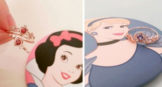 Disney hat eine Reihe von Verlobungsringen geschaffen, die von den berühmtesten Cartoon-Prinzessinnen inspiriert sind