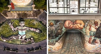 Water, de oorsprong van het leven: de visionaire muurschildering van Diego Rivera die 42 jaar lang onder water was