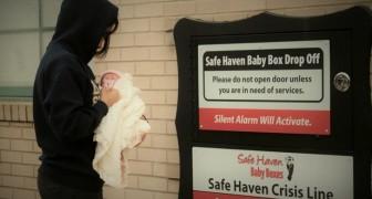 La Baby Box est née : un endroit sûr pour sauver la vie d'un bébé abandonné