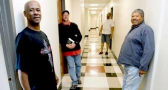 Ein gemeinnütziger Verein kauft ein Hotel und verwandelt die Zimmer in 139 Mini-Apartments für Obdachlose