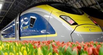 Eurostar va lancer un train qui reliera directement Londres à Amsterdam