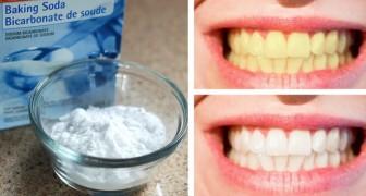 Alcuni rimedi casalinghi che possono aiutare a sbiancare i denti in maniera naturale