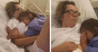 After one month in a deep coma, this woman responds when she hears the voice of her two-year-old daughter