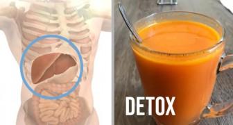 6 bevande che possono aiutarci a mantenere il fegato in buona salute