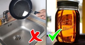 Gettare l'olio esausto nel lavandino può renderci responsabili di un enorme danno all'ambiente