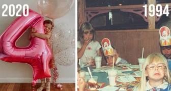Las fiestas de cumpleaños de los niños de hoy han perdido la simplicidad de una vez: parecen unos matrimonios en miniatura