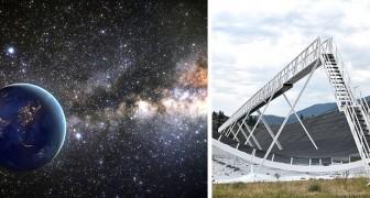 Alle 16 Tage empfängt dieses kanadische Teleskop mysteriöse Radiosignale aus dem Weltraum...