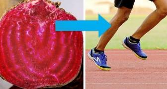 La betterave peut aider à réduire la tension et à améliorer nos performances sportives