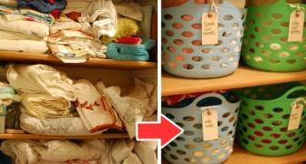 17 idee brillanti per riordinare ogni stanza e rendere la nostra casa più vivibile