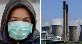 Le Coronavirus a réduit les émissions de CO2 de la Chine de 100 millions de tonnes métriques