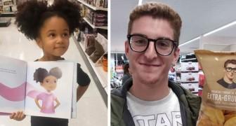 Diese Menschen haben entdeckt, dass sie an den unwahrscheinlichsten Orten einen Doppelgänger haben: 23 Fotos zeigen die Ähnlichkeiten